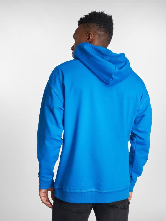 Urban Classics Felpa con cappuccio Oversized Sweat blu