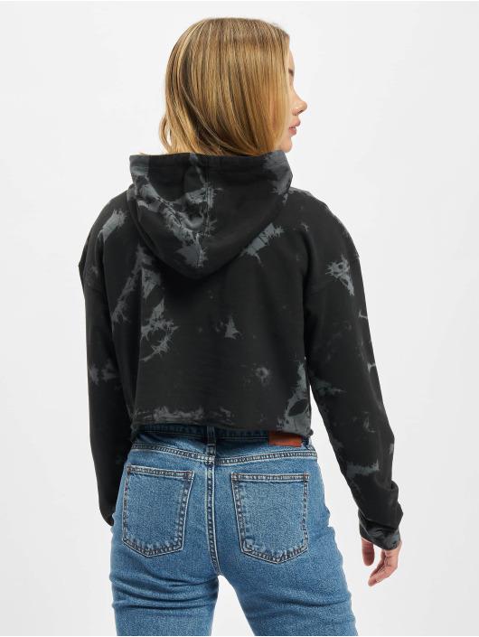 Urban Classics Felpa con cappuccio Ladies Oversized nero