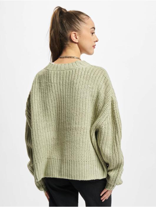 Urban Classics Gensre Ladies Wide Oversize grøn