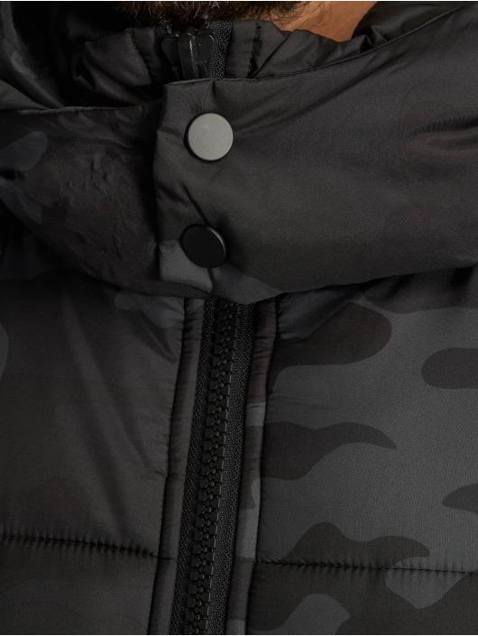 Urban Classics Gewatteerde jassen Hooded camouflage