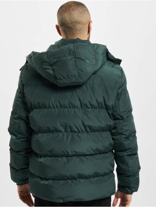 Urban Classics Gewatteerde jassen Hooded groen