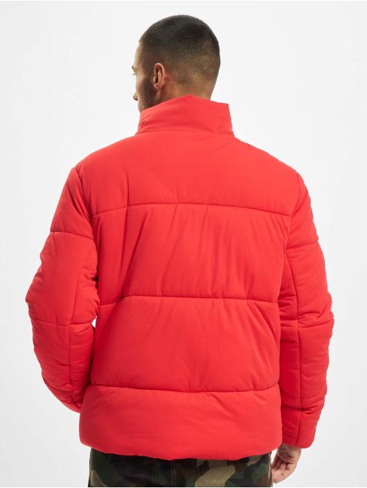 Urban Classics Gewatteerde jassen Boxy rood