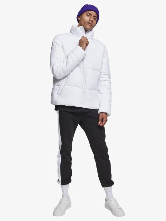 Urban Classics Gewatteerde jassen Boxy wit