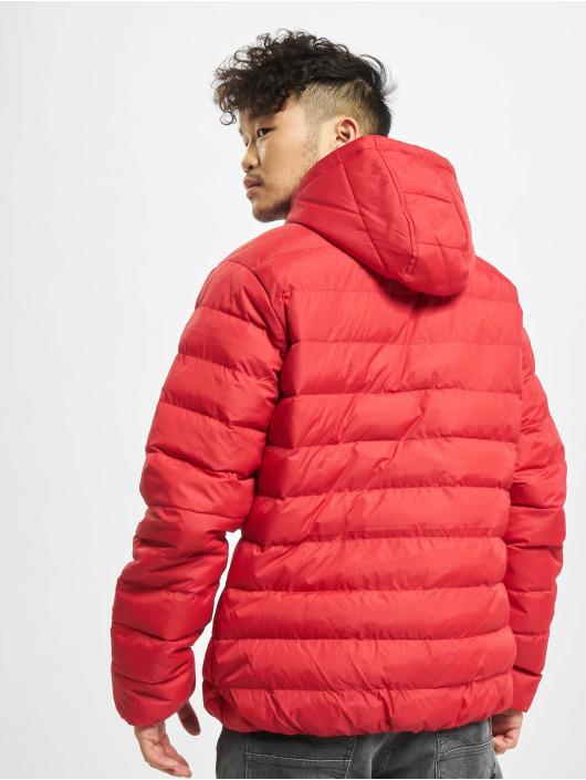 Urban Classics Giacca invernale Basic Bubble rosso