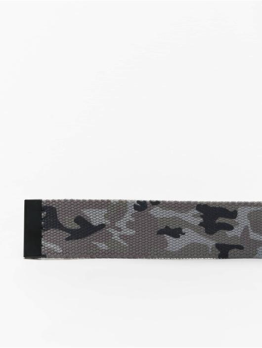 Urban Classics Gürtel Canvas camouflage