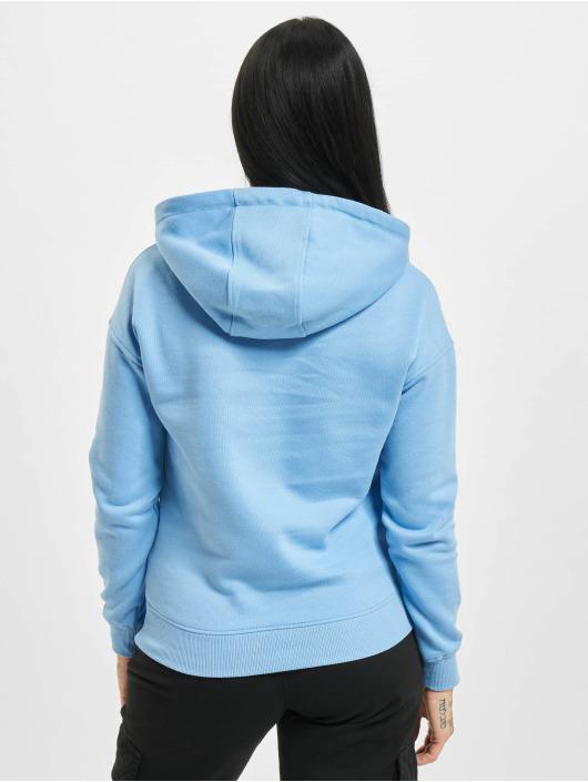 Urban Classics Hoodie Ladies blå