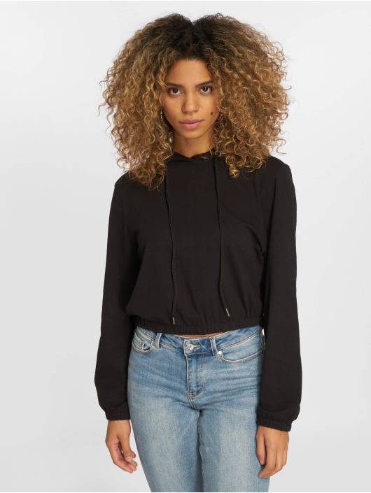 Urban Classics Hoodie Heavy Jersey black