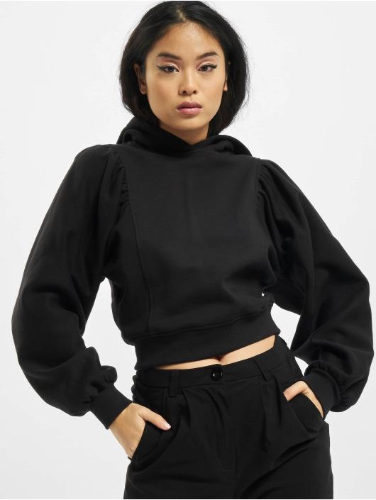 Urban Classics Hoodie Organic Gathering Batwing black