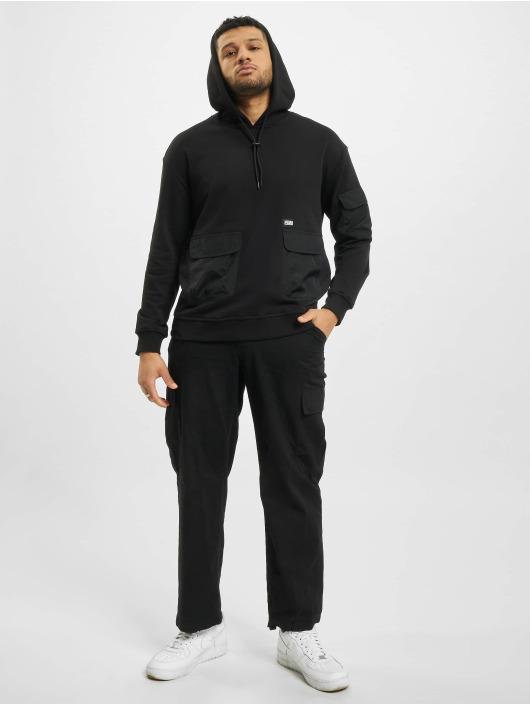 Urban Classics Hoodie Commuter black