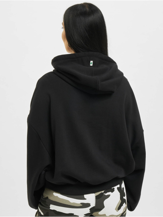Urban Classics Hoodie Ladies Organic Oversized black