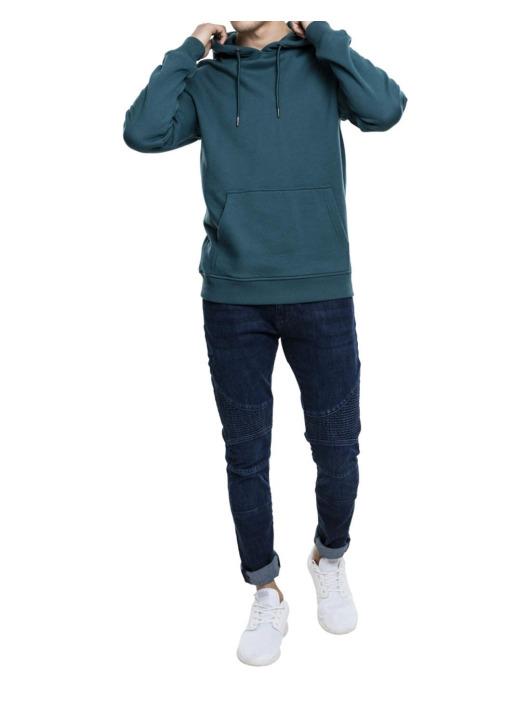 Urban Classics Hoodie Basic blue