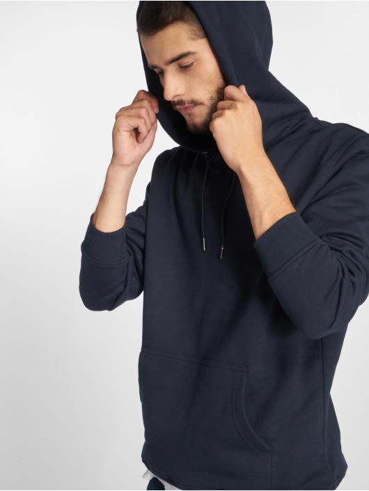 Urban Classics Hoodie Basic Sweat blue
