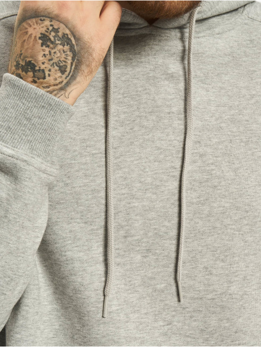 Urban Classics Hoodie Blank gray
