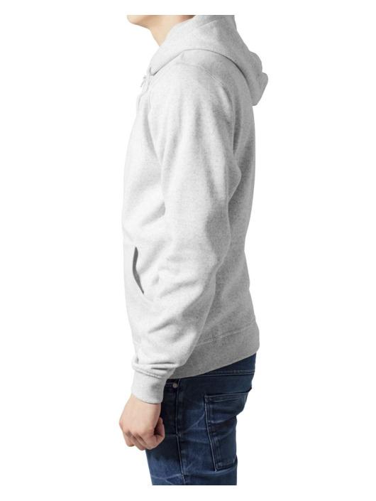 Urban Classics Hoodie Melange gray