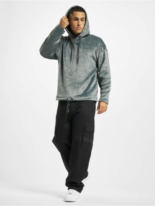 Urban Classics Hoodie Plushy gray