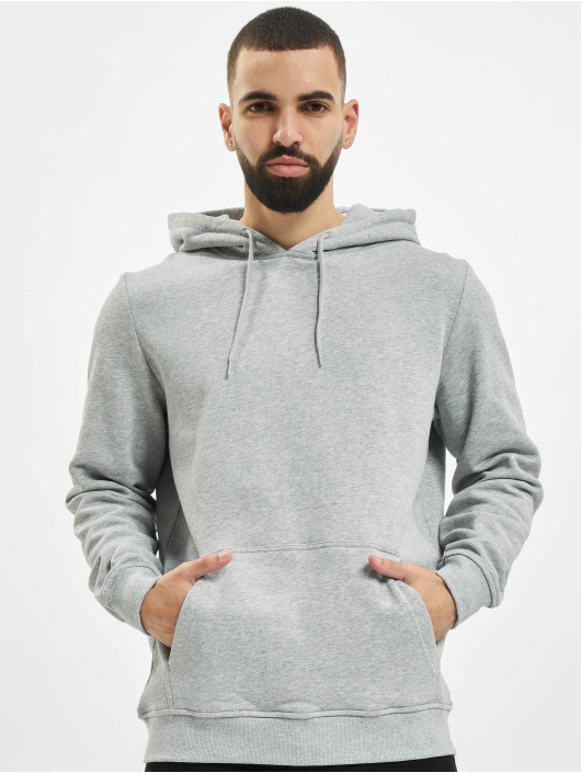 Urban Classics Hoodie Organic Basic gray