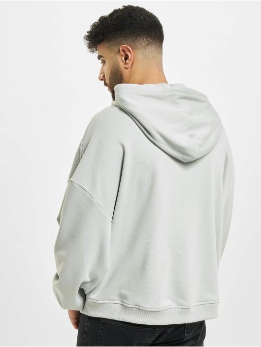 Urban Classics Hoodie 80's gray