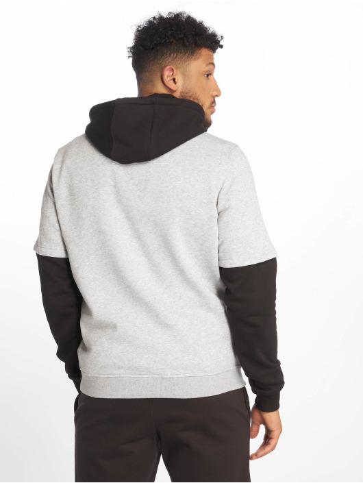 Urban Classics Hoodie Double Layer grey