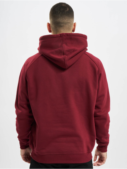 Urban Classics Hoodie Blank red