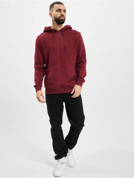 Urban Classics Hoodie Organic Basic red