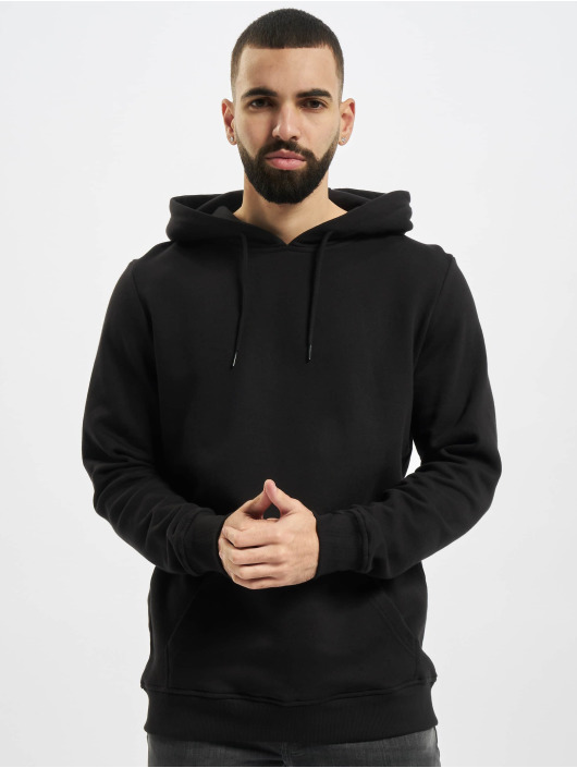 Urban Classics Hoodie Organic Basic svart