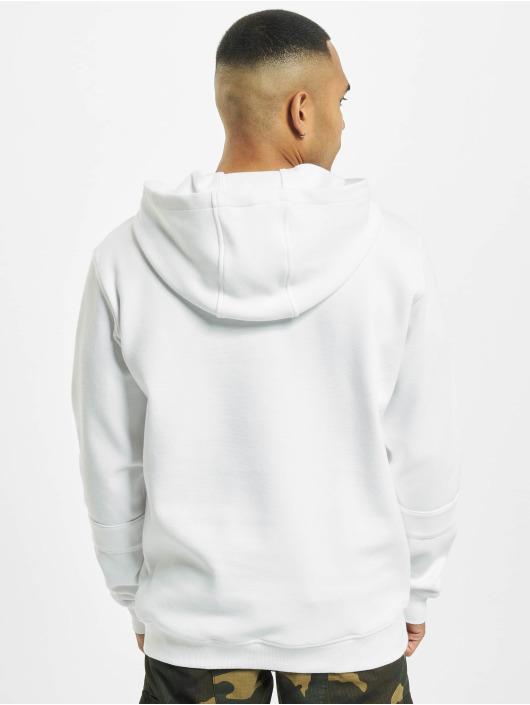 Urban Classics Hoodie Heavy Pique white