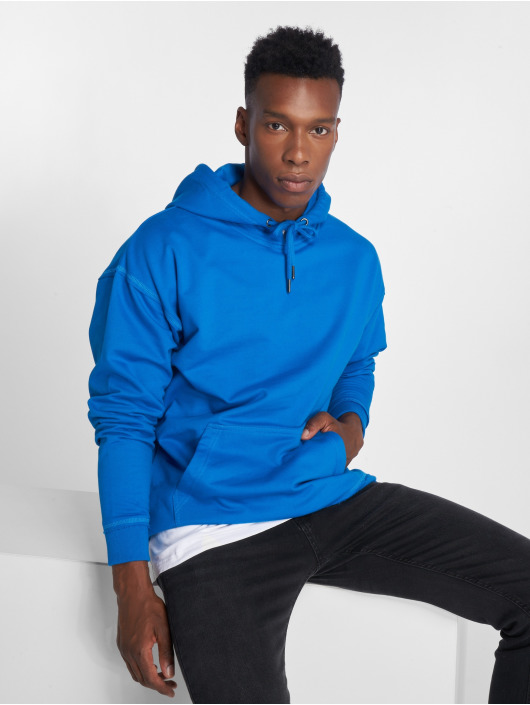 Urban Classics Hoodies Oversized Sweat blå