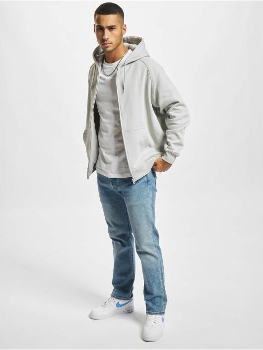 Urban Classics Hoodies con zip Zip grigio