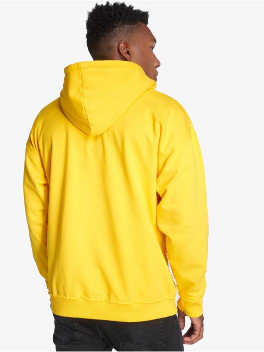 Urban Classics Hoodies Oversized Sweat gul