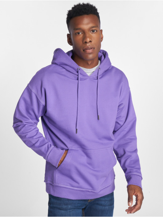 Urban Classics Hoodies Oversized Sweat lilla