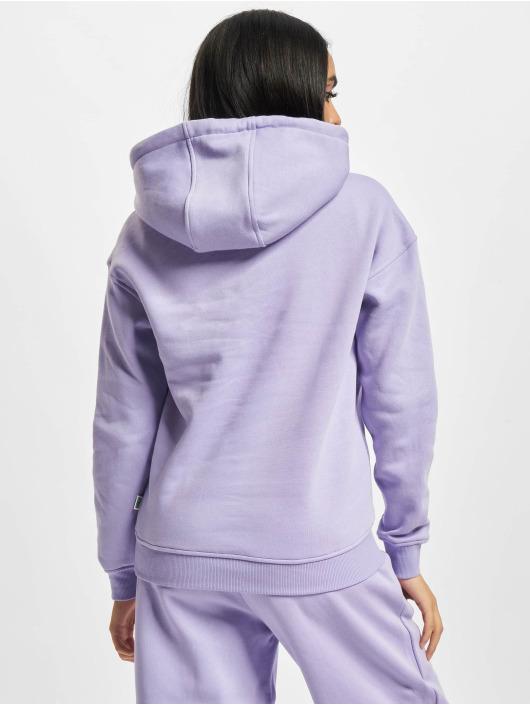 Urban Classics Hoodies Ladies Organic lilla