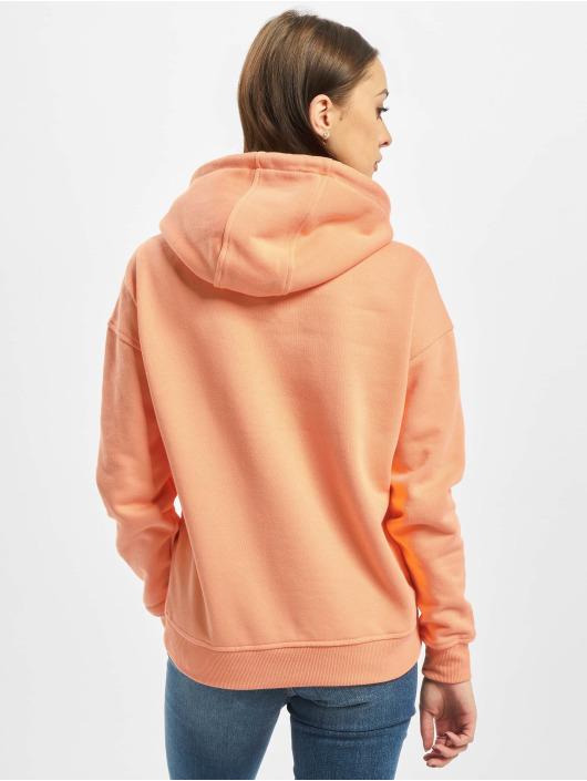Urban Classics Hoodies Ladies orange