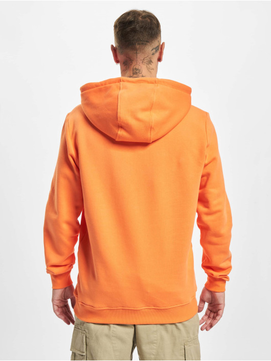 Urban Classics Hoodies Organic Basic orange