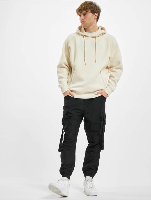 Urban Classics Hoody Raglan Zip Pocket beige