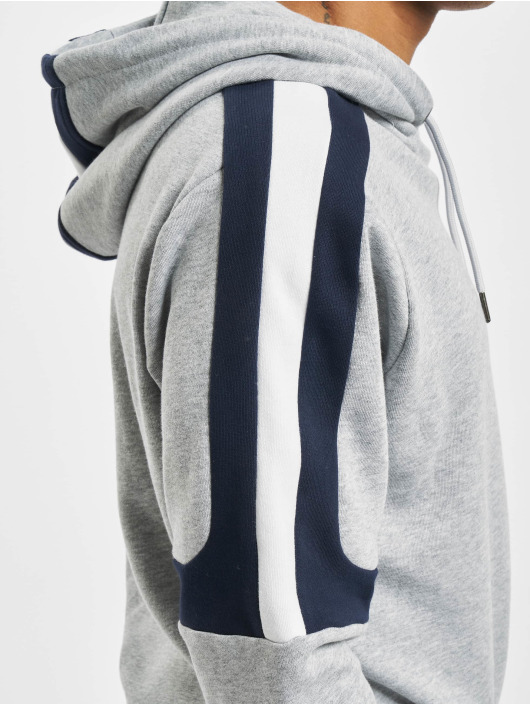 Urban Classics Hoody Terry Panel grau