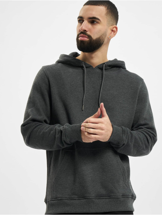 Urban Classics Hoody Basic grijs
