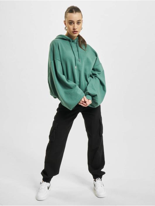 Urban Classics Hoody Ladies Organic Oversized Terry groen