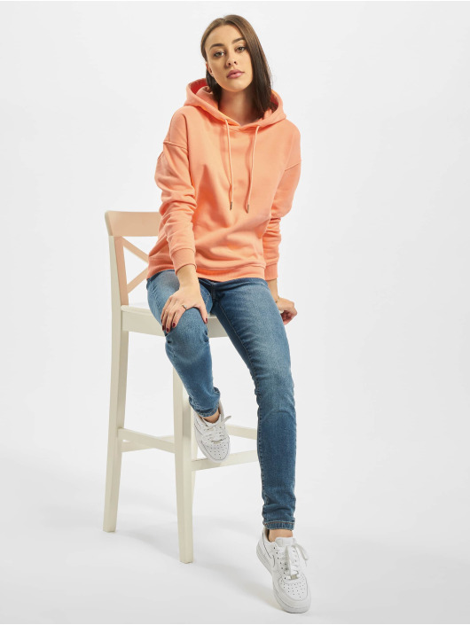Urban Classics Hoody Ladies orange