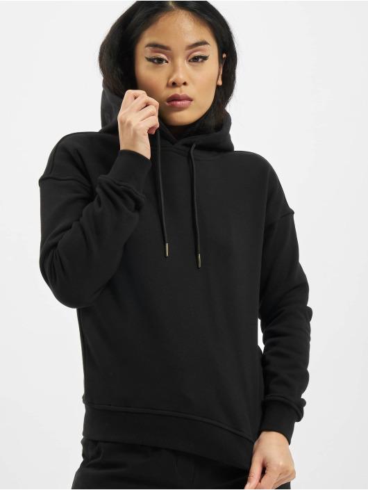 Urban Classics Hoody Ladies Organic schwarz