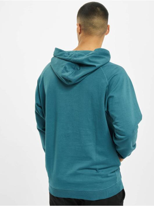 Urban Classics Hoody Garment Washed Terry türkis
