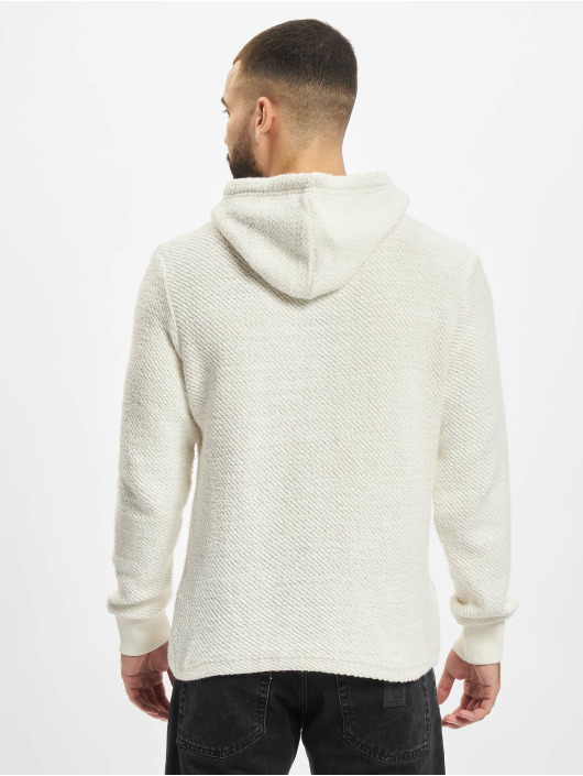 Urban Classics Hoody Loose Terry Inside Out weiß