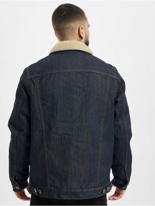Urban Classics Jean Bundy Sherpa Lined modrá