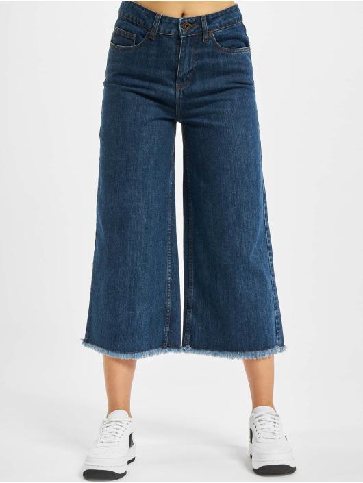 Urban Classics Jean large Denim bleu
