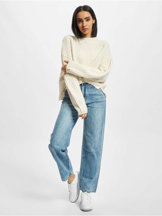Urban Classics Jersey Ladies Wide Oversize beis