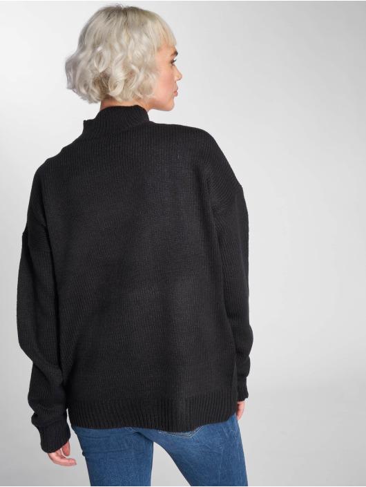 Urban Classics Jersey Oversize negro
