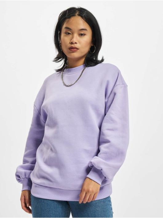 Urban Classics Jersey Organic Oversized púrpura