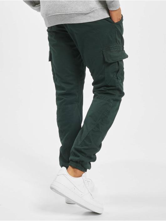 Urban Classics Joggebukser Cargo grøn