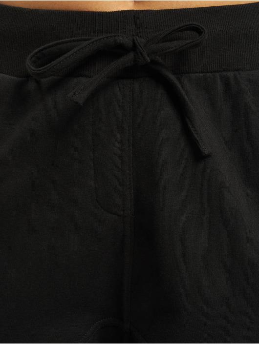 Urban Classics Joggebukser Light Fleece Sarouel svart