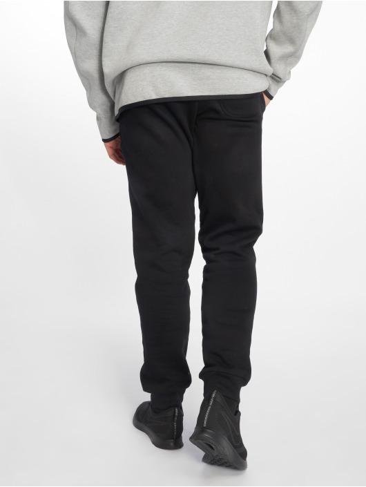 Urban Classics Joggebukser Basic svart