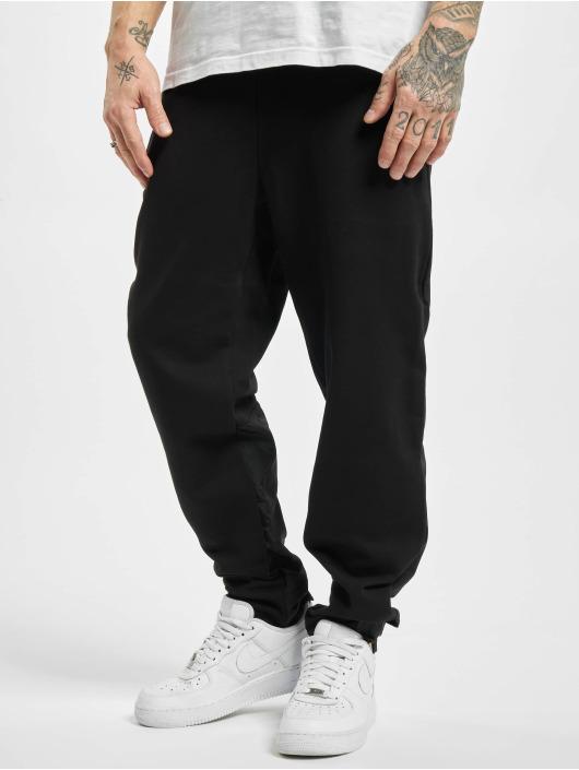Urban Classics Jogging kalhoty Military čern